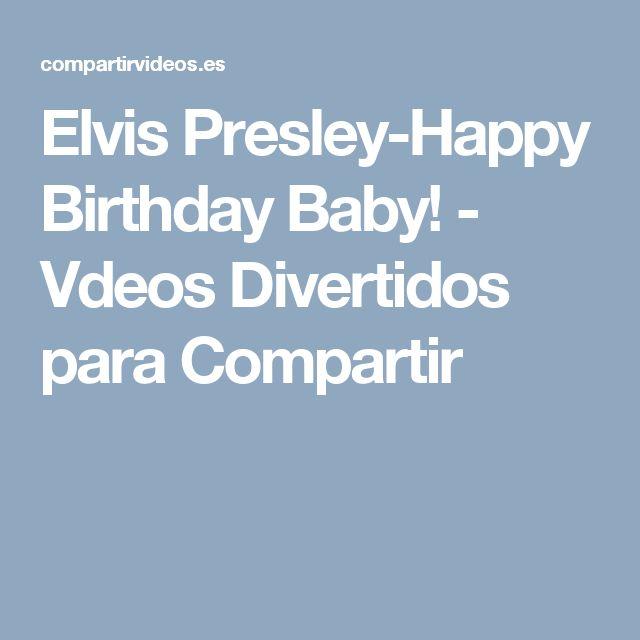 17 Best Ideas About Happy Birthday Elvis On Pinterest