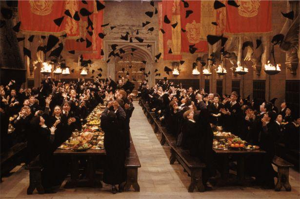 salão principal de hogwarts - Pesquisa Google