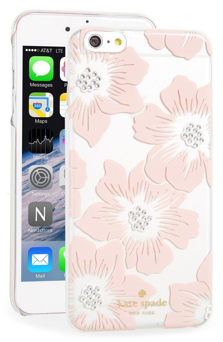 kate spade new york 'hollyhock' iPhone 6 Plus