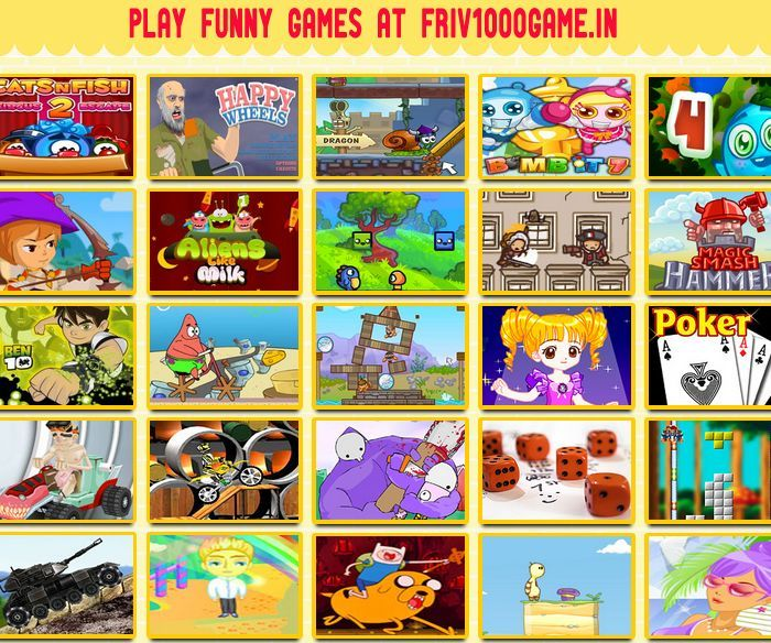 Friv 1 - Play over Friv 1000 games online