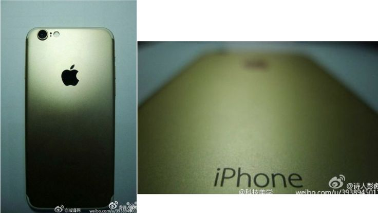 Purported iPhone 7 images show new tapered antenna design, possible laser auto-focus feature | 9to5Mac