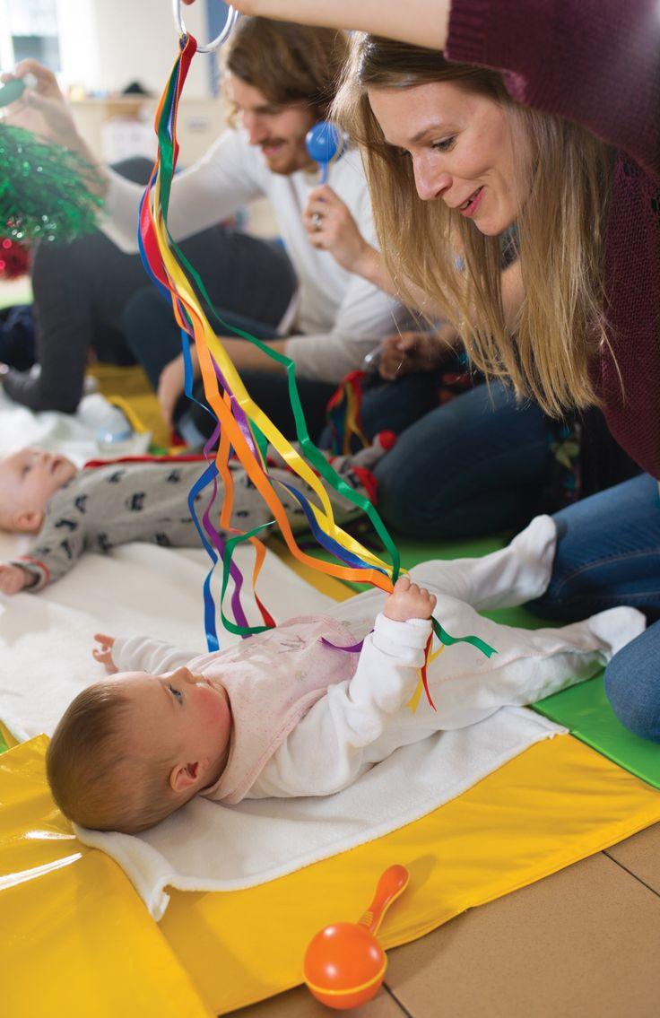 Baby Sensory Almere - Het Jonge Kind Centrum
