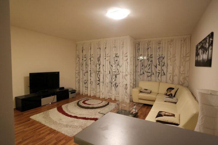 moderní záclony do obýváku