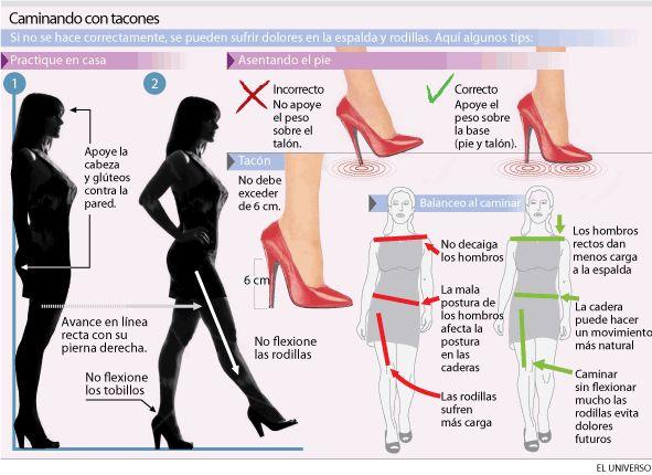 PEPA MARIA BLOG: 7 Consejos Prácticos Para NO Caminar Como Chencha
