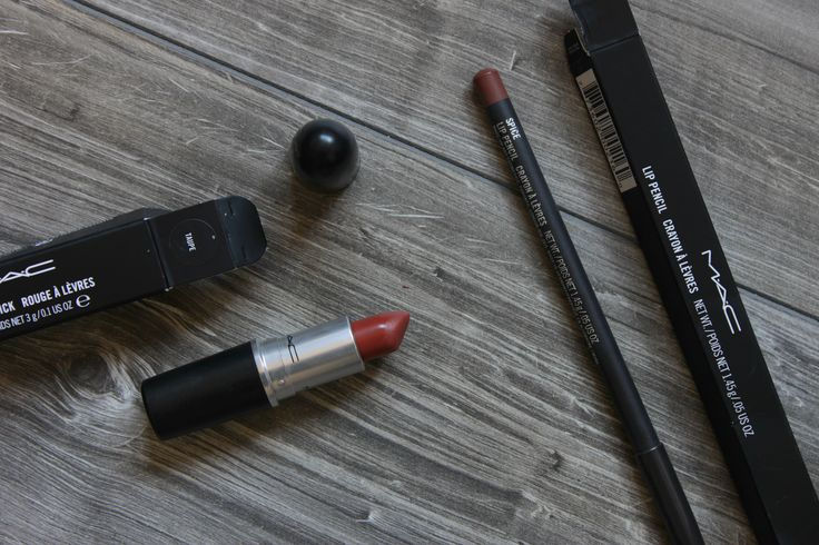 MAC Cosmetics 'Taupe' and MAC 'Spice': a review