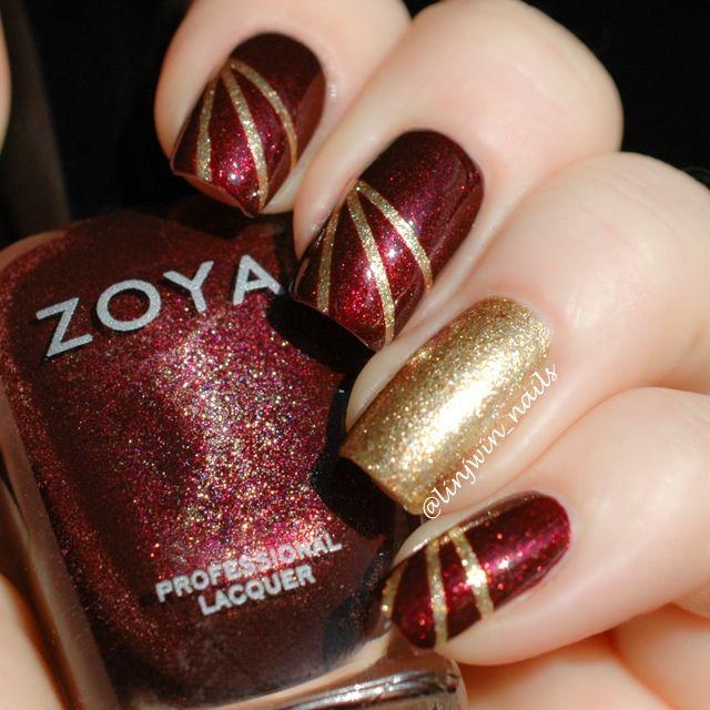 Mejores 38 imágenes de nails en Pinterest | Diseño de uñas, Estilos ...