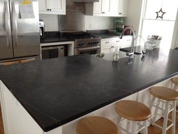 Soapstone Counters With Heavy Use And Little Maintenance