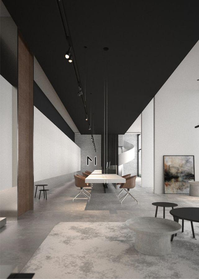 Obra de AD Office  en arquitectura interior.                                AD Office