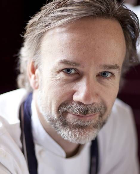 Marcus Wareing. I want to lick his lips.