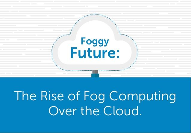 The Rise of Fog Computing Over the Cloud. Foggy Future: