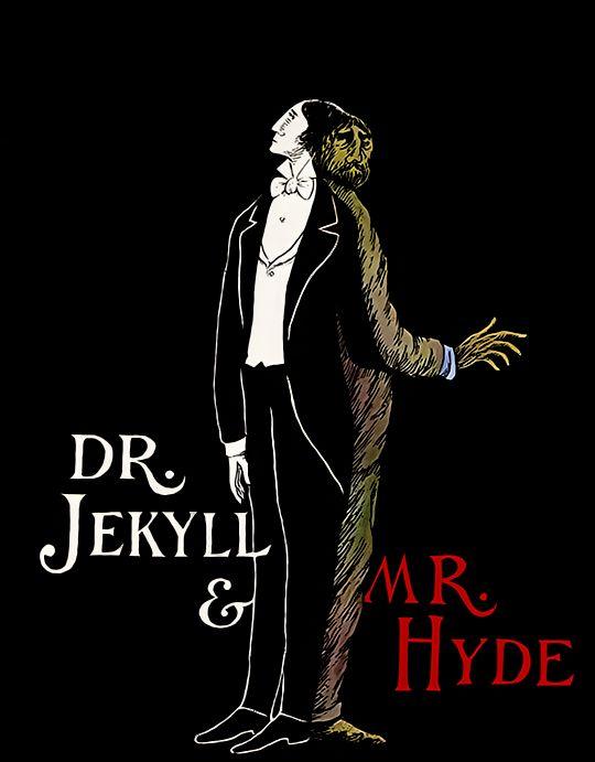 Edward Gorey's Dr. Jekyll & Mr. Hyde (PBS Mystery! Series, 1981)