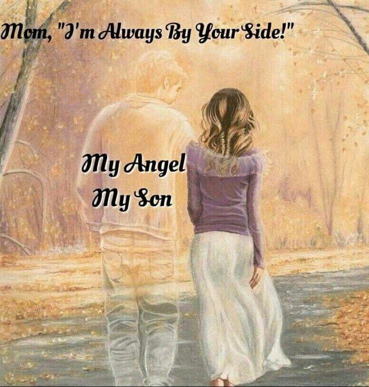 Always missing my son.