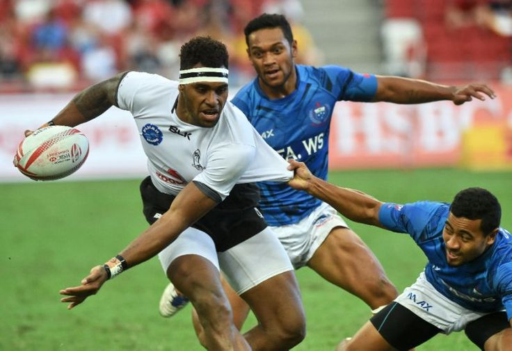 Samoa 7 vs Wales 7 Rugby Scores Live - World - Sevens World Series - South Africa