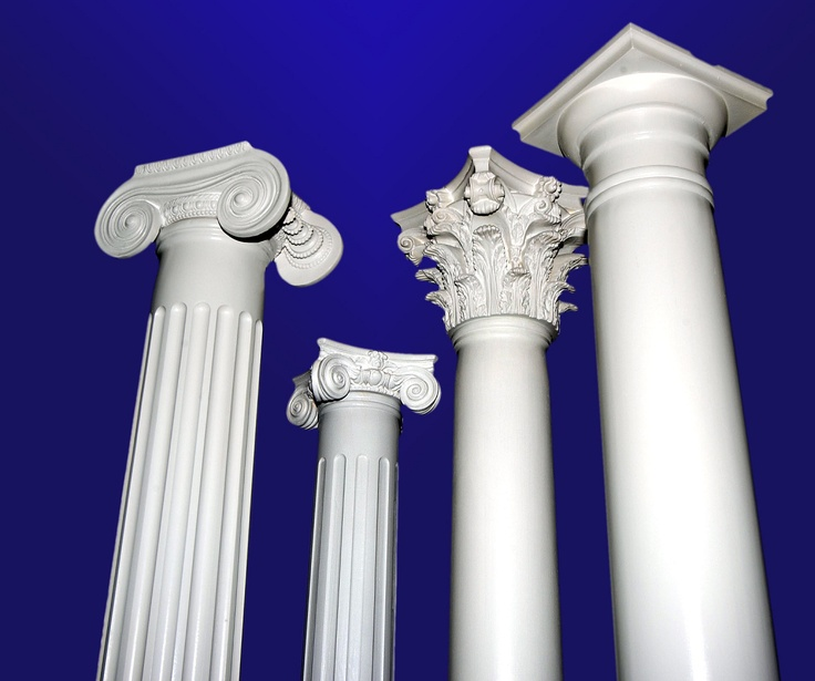Outwater Stocks More Varieties Of Columns Than Anyone Else