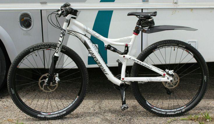 Cannondale Scalpel Si Aluminum 3 Full Suspension 29 Mountain Bike