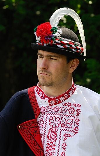 Kyjovsko, Podluží, Hanácké Slovácko, Brněnsko.
