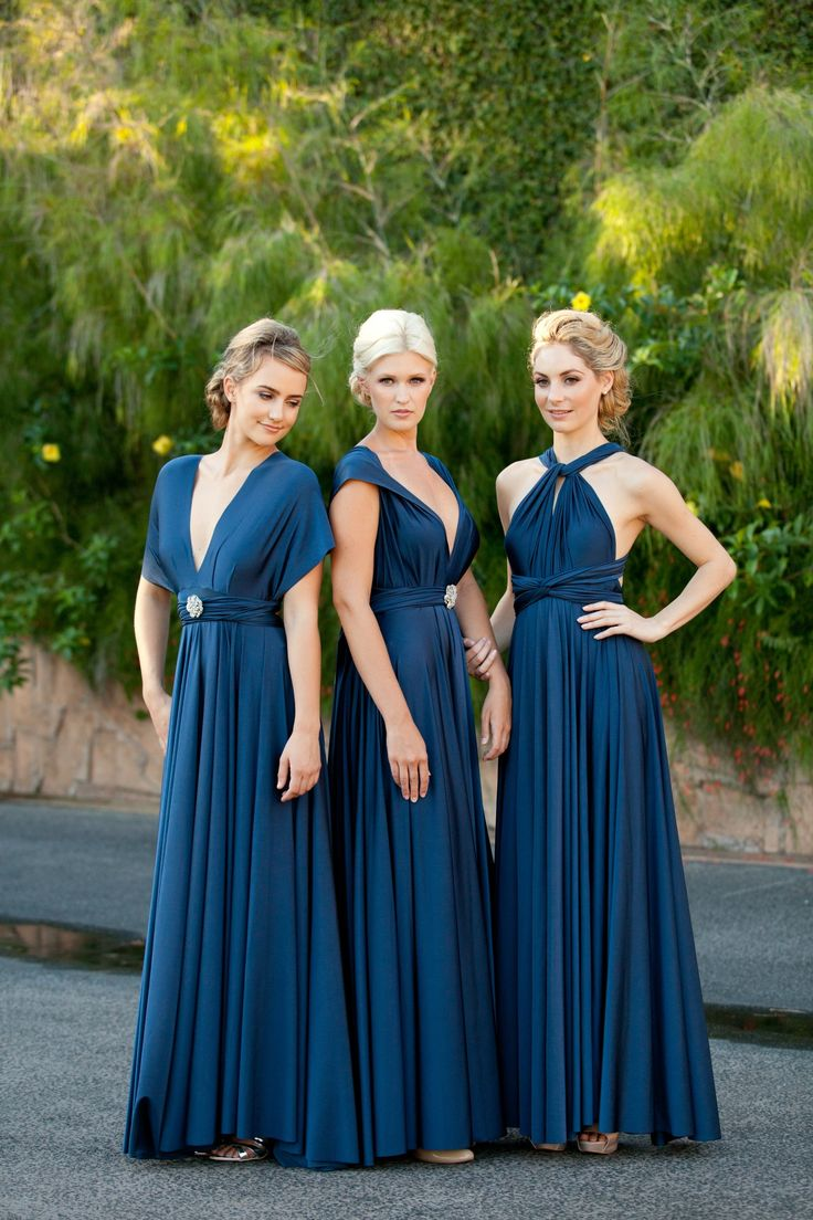 274 best multi way bridesmaid dresses images on pinterest multiway ballgown dress by goddess by nature the perfect convertible dress by goddess by nature ombrellifo Images