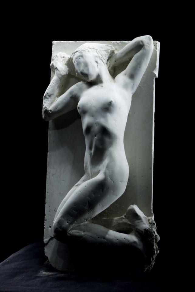 TETERIN Model sculpture