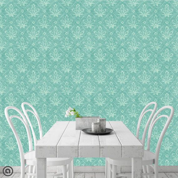 Removable Wallpaper Monarchy Peel & Stick by AccentWallCustoms