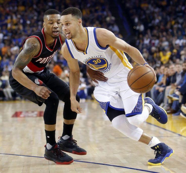Warriors' Stephen Curry thwarts postgame splash attack