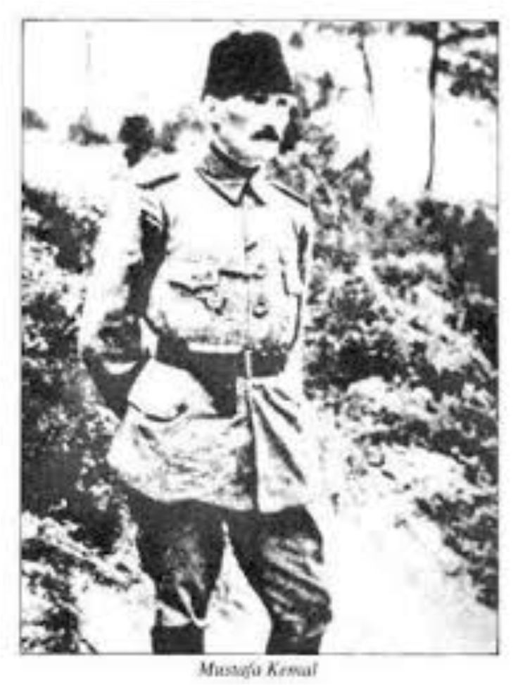 Gelibolu - ANZAK KOYU - 1915