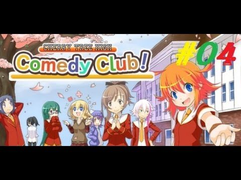Cherry Tree High Comedy Club - Free presents [S02E04]