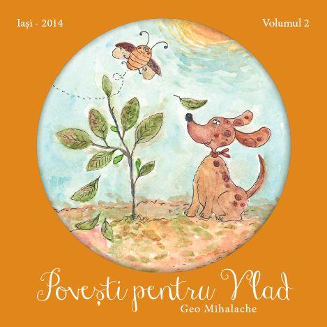 Povesti pentru Vlad - cover vol.2