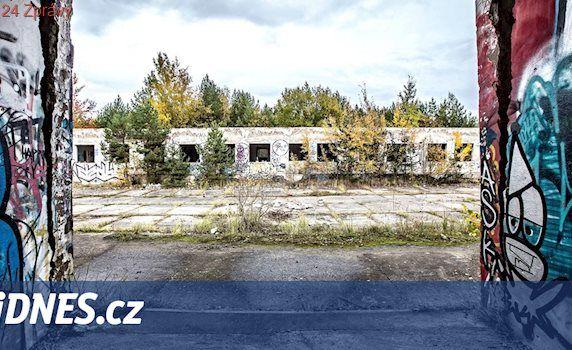 Opuštěný vojenský areál u Budějovic by mohla obsadit ženská věznice