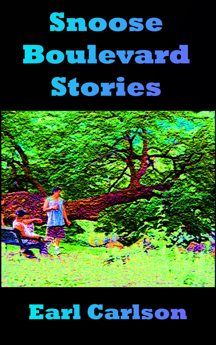 This book consists of six stories set in the Snoose Boulevard neighborhood: Found Objects; Rites of an Urban Spring; First Battle of Snoose Boulevard; http://earlcarlson.com/welcome-3/books/snoose-boulevard-and-points-north/#sthash.QH7ff984.dpbsFAWAMBALOHR; Second Battle of Snoose Boulevard; and Wide World of Winter Sports .