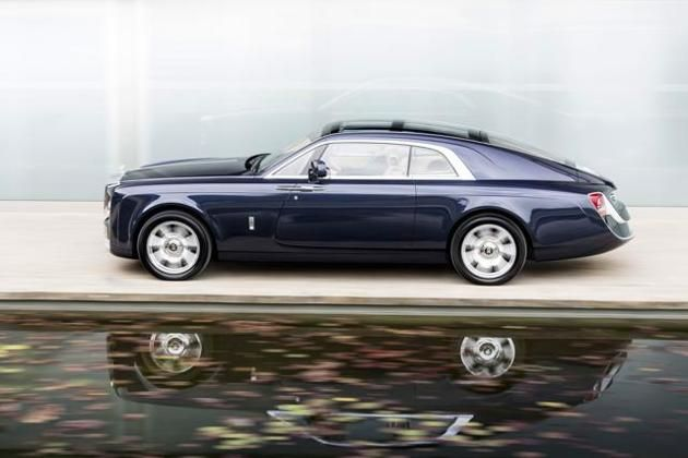 The Rolls Royce Sweptail unveiled this weekend at the Concorso d'Eleganza at Villa d'Este, Italy, could be the most expensive vehicle yet, costing around 10 million...