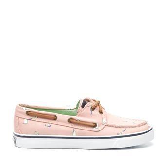 Hippe Sperry Lage sneakers (Roze) Lage sneakers van het merk Sperry voor Dames. Uitgevoerd in Roze in Textiel. Lees meer op http://www.sneakers4u.nl/sneakers-online/sperry-lage-sneakers-roze/