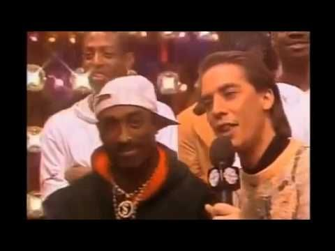2Pac Interview & If My Homies Call Live Dance Party