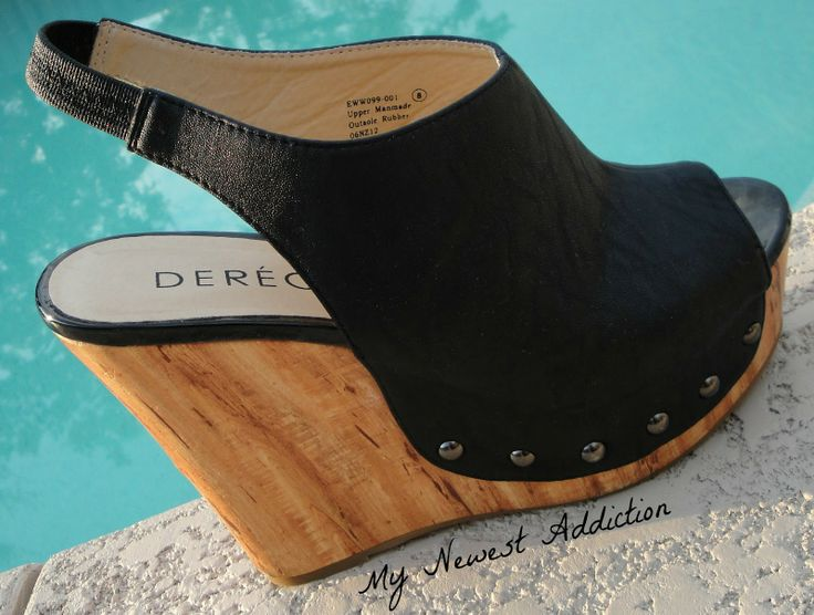 just fab shoes   My Newest Addiction Beauty Blog: Just Fab Shoes: Dereon Malaya