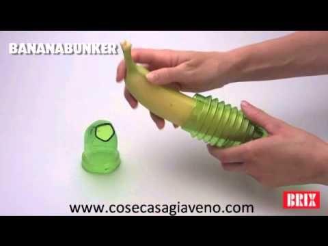 porta banana banana bunker Brix Design video
