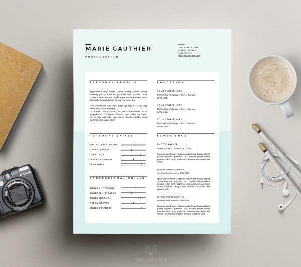 10 best Creative Resume Templates images on Pinterest Free - iwork resume templates