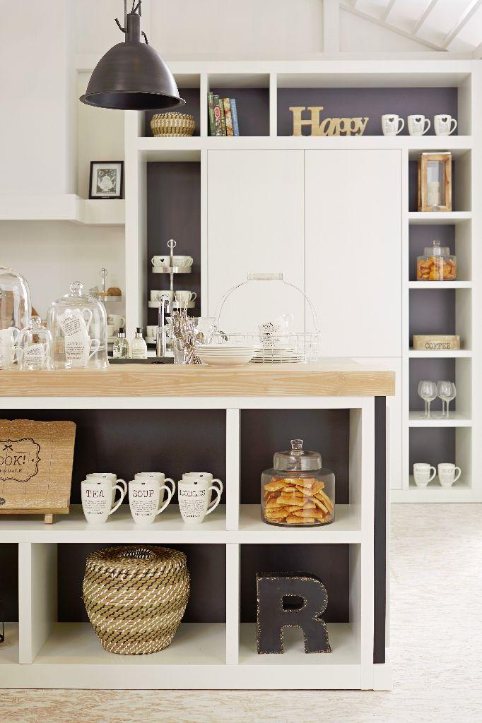 25 beste idee n over keuken accessoires op pinterest kookgerei keuken benodigdheden en - Witte keuken decoratie ...