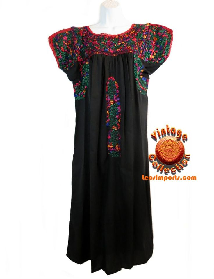 Mexican dress san antonio embroidery style