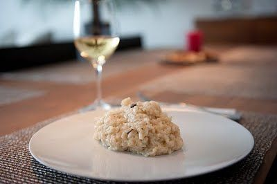 """Risotto Mantecato 