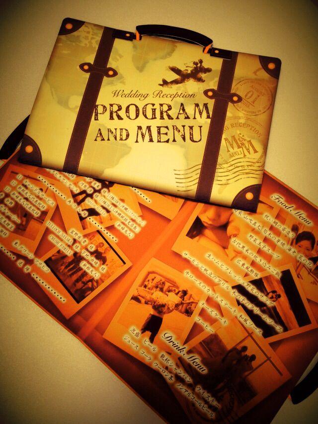 Program&Menu