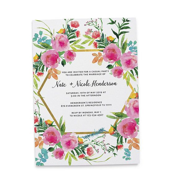 138 best images about Elopement Ideas – Reception Party Invitations
