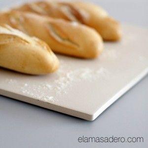 Piedra para horno delgada (pan/pizzas)