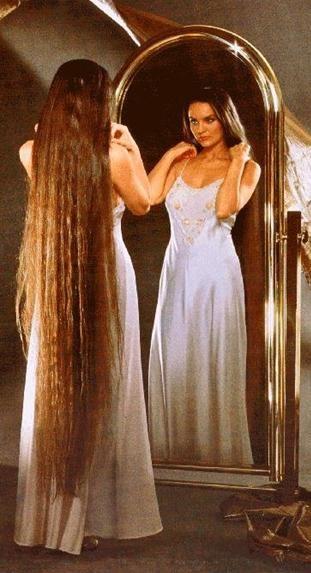 Wie + man + Haare + schneller + wachsen lässt   – Hair growth
