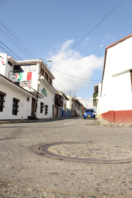 Barrio San Antonio Cali, Valle