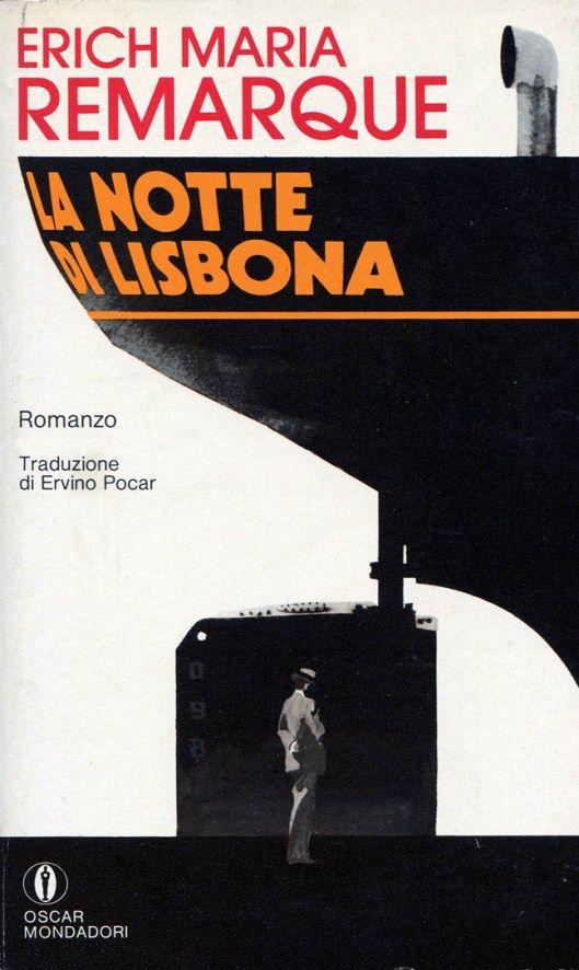 "Illustrazione di Ferenc Pintér per ""La notte di Lisbona"", Oscar Narrativa n. 650. #Mondadori #FerencPinter"