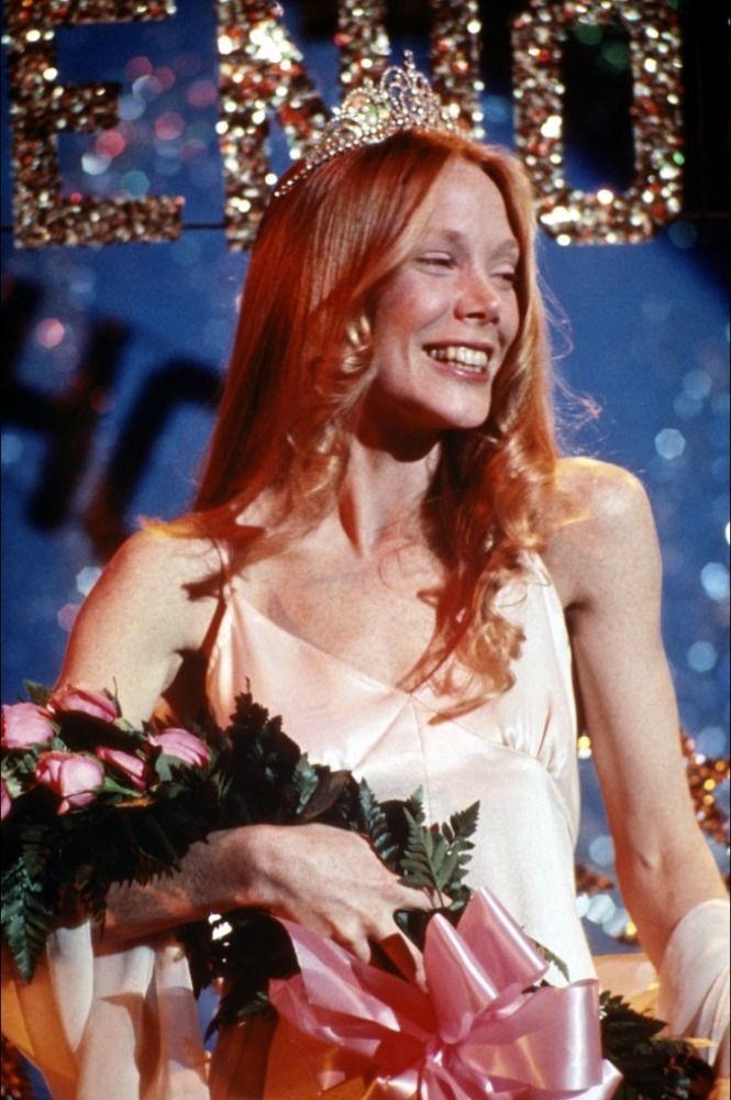Sissy Spacek in Carrie (1976)