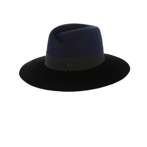 """MAISON MICHEL """"Virginie"""" hat"""