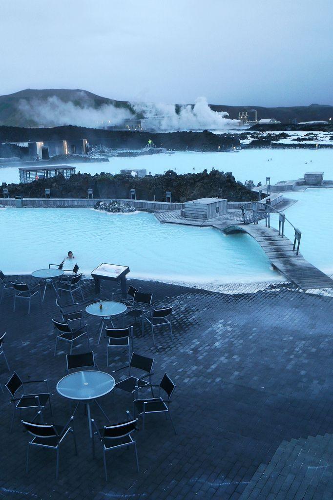 Le SPA par excellence, un lieu magique et unique. Un peu loin... mais juste magnifique! The Blue Lagoon, Iceland