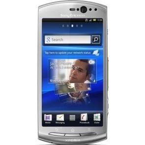 Sony Ericsson MT11I Xperia Neo V Silver