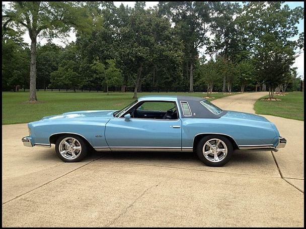1974 Chevrolet Monte Carlo | Mecum Auctions