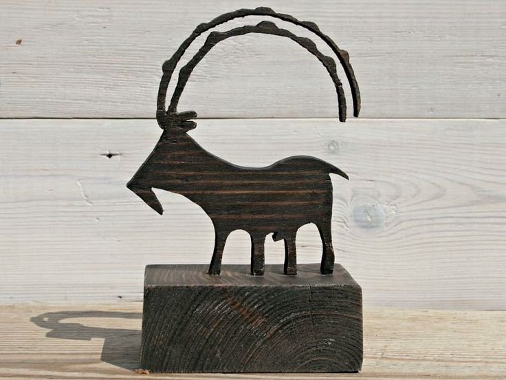 the wooden capricorn